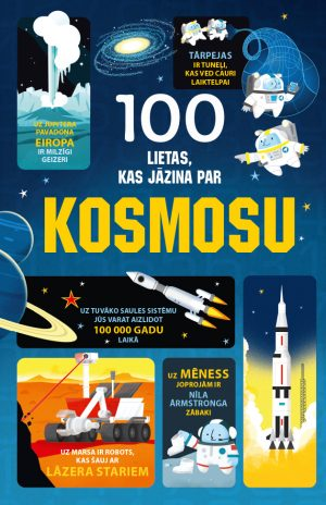 100 lietas, kas jazina par kosmosu