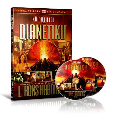 dianetika un dvd