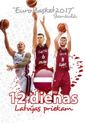 12 dienas Latvijas priekam